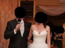 Suknia ślubna inna niż wszystkie :) i dużo gratisów!
