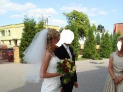 Suknia ślubna inna niż wszystkie - z kolekcji Aspera Bride 2008