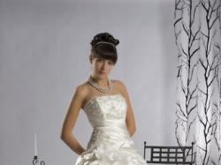 Suknia Ślubna Irys Cyrkonie Swarovski GRATISY 38/40 sweet_baby9000@o2.pl