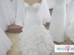 Suknia ślubna Isabel model Szeherezada biała rozmiar 36/38