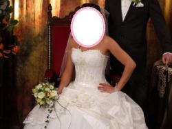 Suknia ślubna Isabel rozm. 38