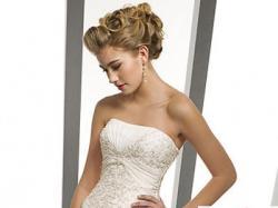 suknia ślubna Ivory Mori Lee 2203 Tren Wro-Pru r38