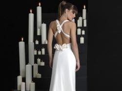 Suknia Ślubna Ivory rozmiar 38 Dla wysokiej i szczupłej