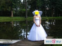 Suknia Ślubna Izabela-Igar (rozmiar 38-40, wzrost 175)
