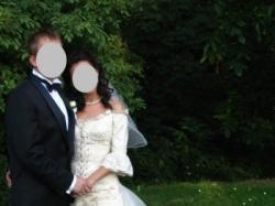 Suknia ślubna IZABELLA z kolekcji Exclusive 2007