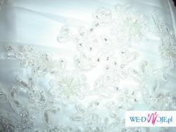 Suknia ślubna jak Pronovias Oleaje