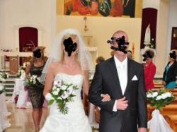 Suknia ślubna jak z bajki! - z salonu Dominika