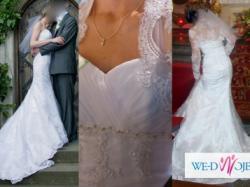 Suknia Ślubna - Jasmine Bridal Collection