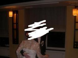 Suknia ślubna - jasne ecru