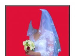 Suknia ślubna, Jaworzno