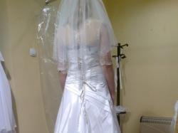 Suknia ślubna jdyna taka
