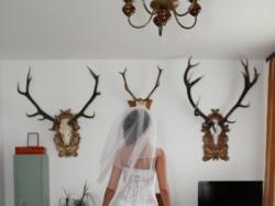 Suknia ślubna - jedyna taka