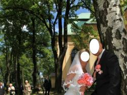 Suknia ślubna - Jelenia Góra