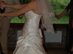 Suknia Ślubna Jesień 2012