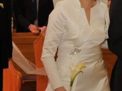 suknia ślubna Jesus Peiro model 104 Powiększ