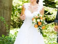 Suknia ślubna Julia Gastoł Suknie ślubne Ogłoszenie Komis