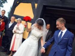 Suknia ślubna Julia Rosa 405