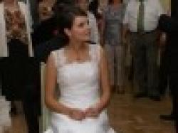Suknia ślubna Julia Rosa 624 stan idealny
