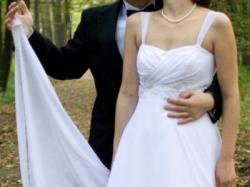 Suknia ślubna Julia Rosa 928