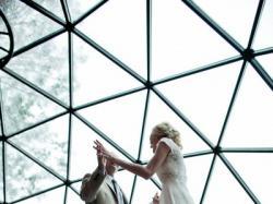Suknia ślubna Julia Rosa Koronka piękna rozmiar 34