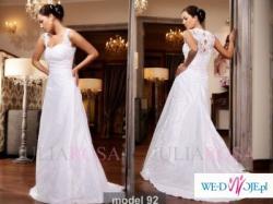 suknia ślubna julia rosa model 92