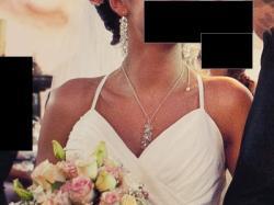 Suknia Ślubna JULIA ROSA (unikat)
