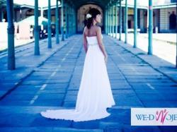 Suknia ślubna JULIA ROSSA + GRATISY
