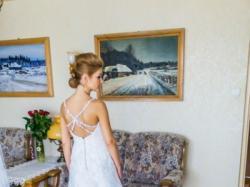 Suknia ślubna Justin Alexander 2013
