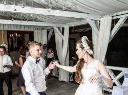 Suknia ślubna Justin Alexander!