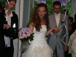 Suknia ślubna Justin Alexander 8186