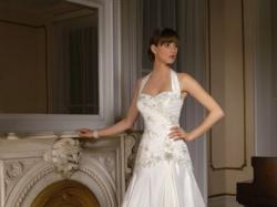 Suknia ślubna JUSTIN ALEXANDER 8349 Swarovski Crystal