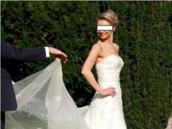 Suknia ślubna -Justin Alexander 8471