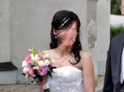 Suknia ślubna JUSTIN ALEXANDER 8532