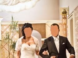 Suknia Ślubna Justin Alexander 8535,8546