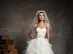 Suknia ślubna Justin Alexander 8640 34/36