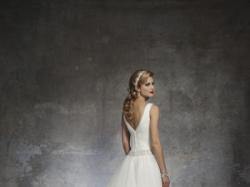 Suknia ślubna Justin Alexander 8662, 2013