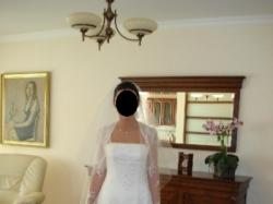 Suknia ślubna Justin Alexander model 8102