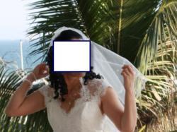 Suknia ślubna Justin Alexander model 8412, rozmiar 38