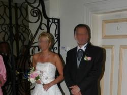 Suknia ślubna Justin Alexander model 8452