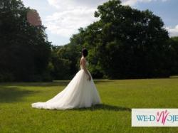 Suknia Ślubna Justina Alexandra