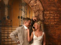 suknia ślubna jutin aleksander kolor ecru rozmiar 36