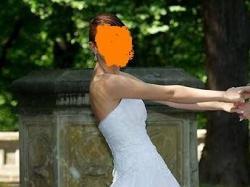 suknia ślubna kamilla MS Moda