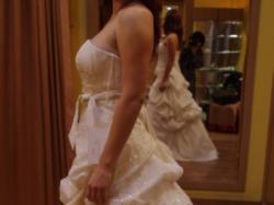 Suknia ślubna + kamizelka dla Pana Młodego