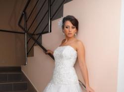 Suknia Ślubna Karen 36-38 Biel Mega Efektowna!!!