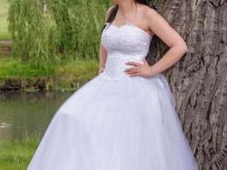 Suknia ślubna KINGA