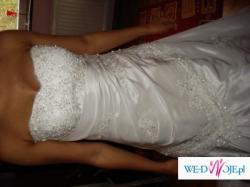 suknia ślubna kolekcja 2008