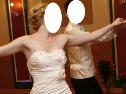 suknia ślubna kolekcja 2010 WHITE ONE model 3004