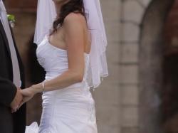 suknia ślubna kolekcja 2011 SARAH