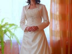 Suknia ślubna kolekcja 2012 FAMOSA 08 z Salonu Madonna