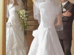 Suknia ślubna, Kolekcja Afrodyta 2008 model:Roma